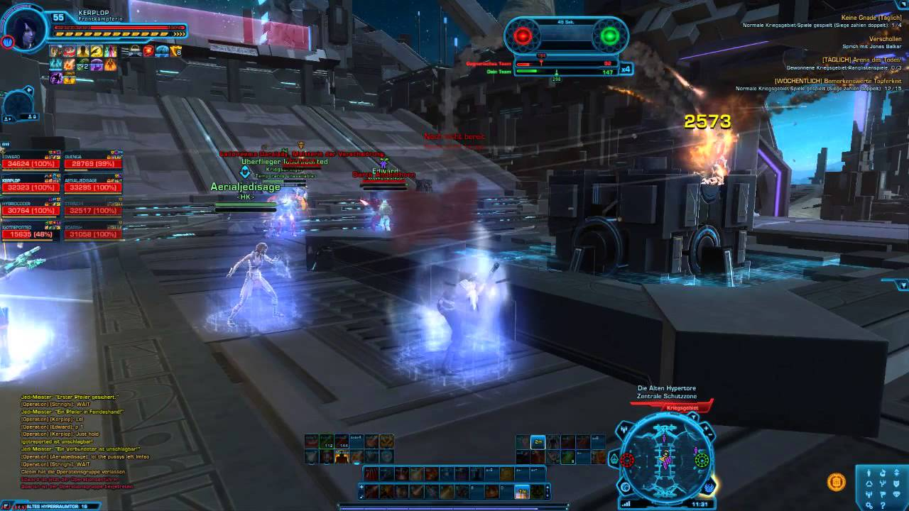 SWTOR Vanguard/PowerTech PvP Guide - Deltia's Gaming