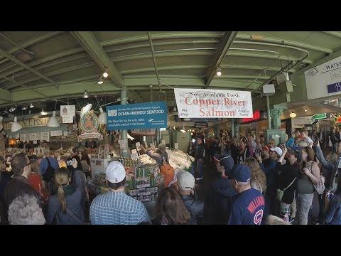 Seattle Pike Place Market Walking Tour
