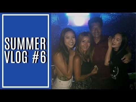 SUMMER VLOG #6 | Vegas Vacay + BRUNO MARS!!!