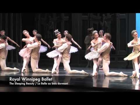 The Royal Winnipeg Ballet's The Sleeping Beauty