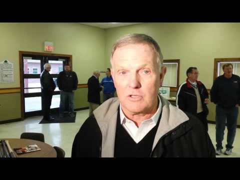 Bob Griese at the 2016 Night of Memories event