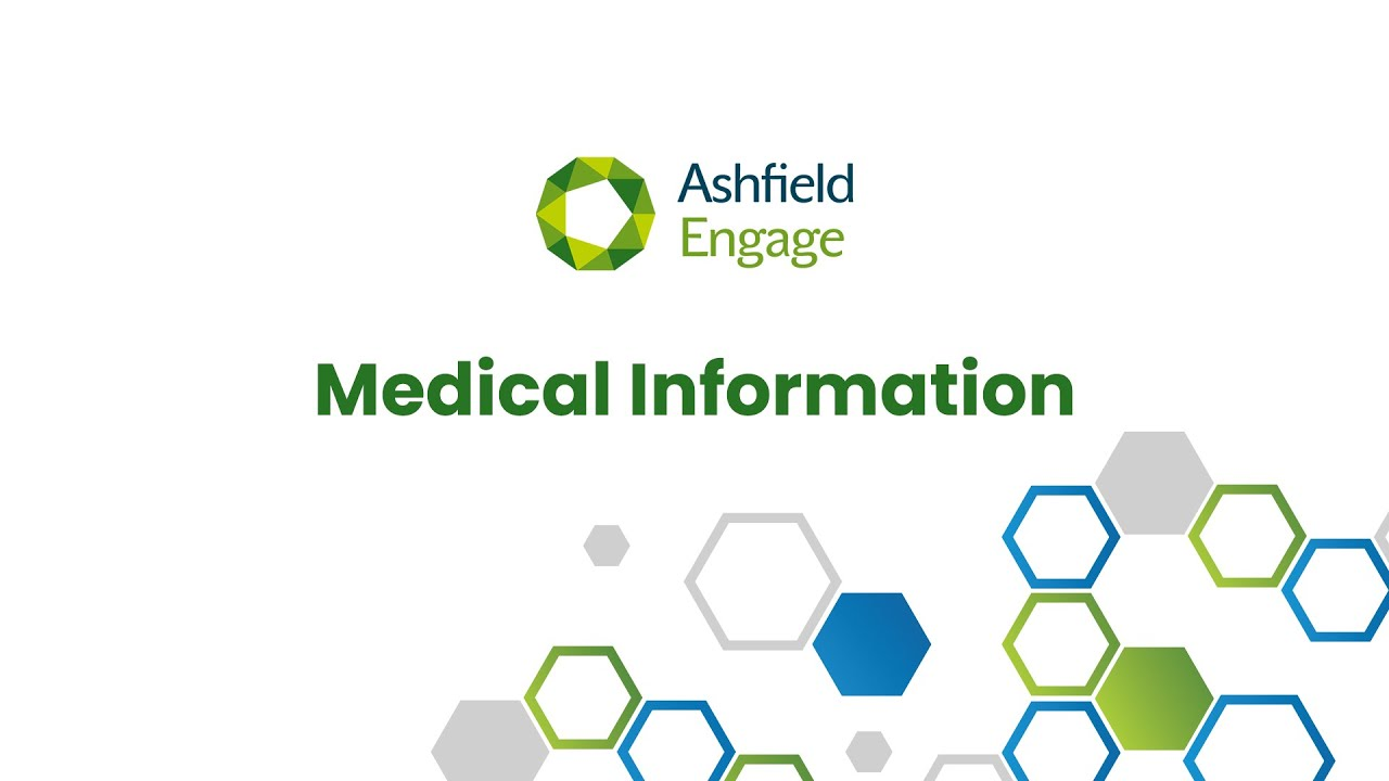 Ashfield Engage - Medical Information Overview