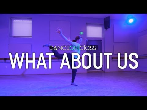 Nayya & Blank B - What About Us  Renee Kester Choreography  DanceOn Class