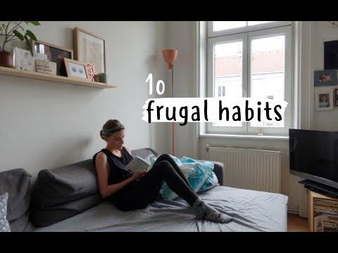 10 FRUGAL HABITS THAT ROCK!