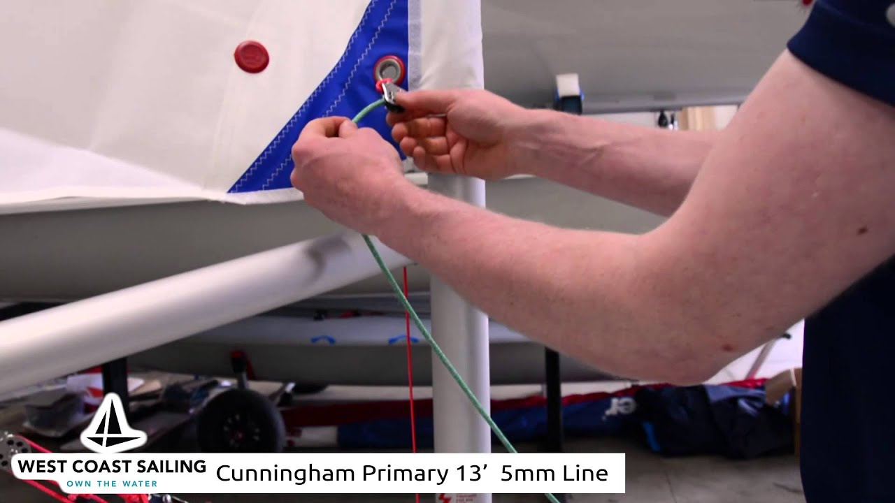 How To Rig A Laser Cascade Cunningham