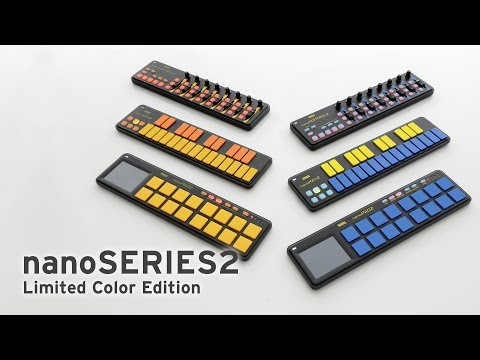 KORG nanoSERIES2 | 10th Anniversary Limited Color Edition