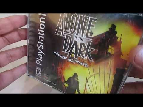 Alone In The Dark Ps2 Youtube