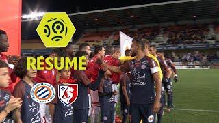 Montpellier Hérault SC - LOSC (3-0)  - Résumé - (MHSC - LOSC) / 2017-18