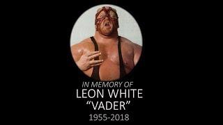 WWE Big Van Vader Tribute (1955-2018)