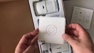 2017 Newest Broadlink S2-hub Pk S1C Smart Home Security Alarm System