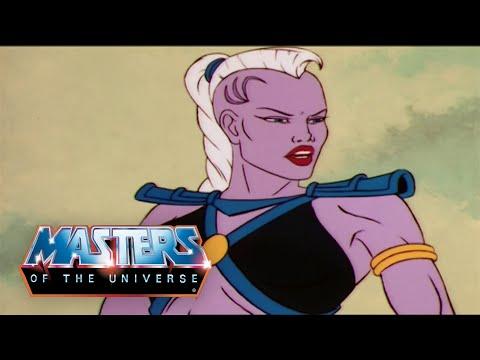 She Ra Princess Of Power | Huntara | English Full Episodes | Kids Cartoon | Old Cartoon