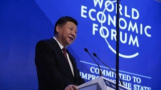 Gambar cover China's President Defends Globalization at World Economic Forum