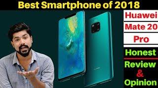 Huawei Mate 20 Pro Review & Honest Opinions | Mate 20 Pro Camera | [Hindi]