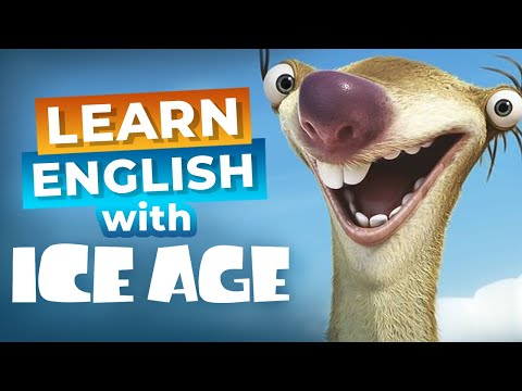 Learn English With Ice Age