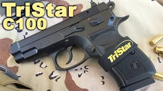 TriStar C100 9mm Review