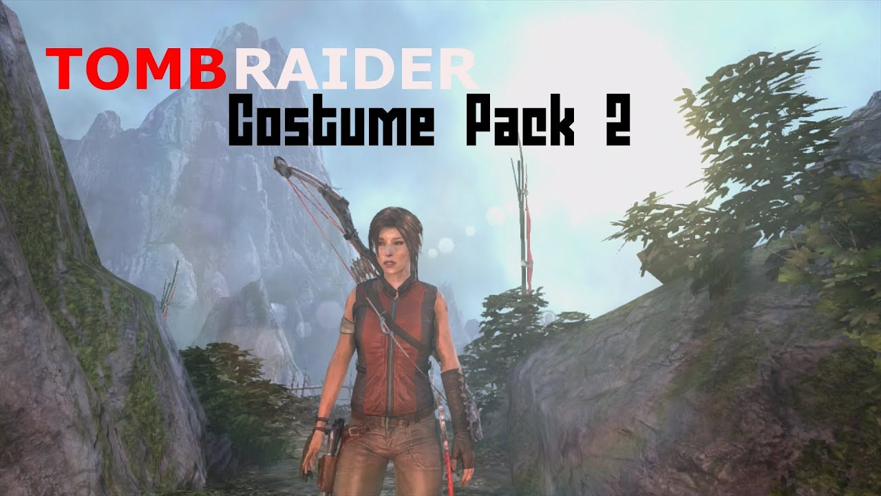 tomb raider 2013 how to change outfit