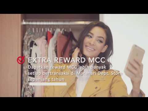 BCA MATAHARI Credit Card