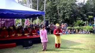 Dendang Anak - Bujang Terlajak Di Negeri Perak (LIVE Festival Seni & Warisan Alam Melayu 2014)