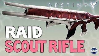 "Destiny ""Doom of Chelchis"" Scout Rifle 