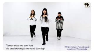 [PK워프 시즌2]♬Hosanna(호산나 영어음원) -CCD워십댄스 배우기영상 Promise Keepers Worship Dance Project