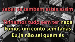 Mia Rose - Tudo para Dar ft. Salvador Seixas (Karaoke) Versão