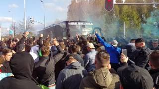 Vitesse Feyenoord 23 April 2017