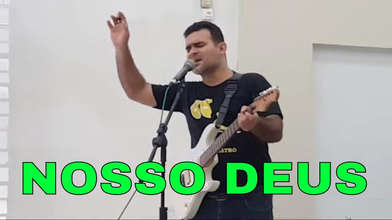 OZIEL ANDRADE-  NOSSO DEUS  (música gospel)