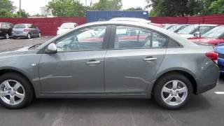2010 Chevrolet Cruze 1.8 Lt Start-Up And Full Vehicle Tour