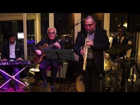 Jazz in Tun/ Organic Trio & Pierre Vaiana : Palazzo Adriano - Isfahan Live à Dar El Marsa