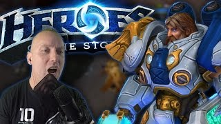 TO THE MINES - Swifty Learns Heroes of the Storm