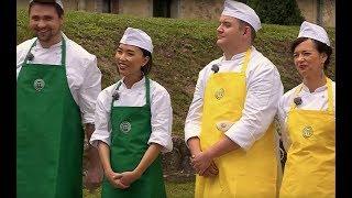 Uczestnicy poznali gości specjalnych dla których mieli gotować [MasterChef]