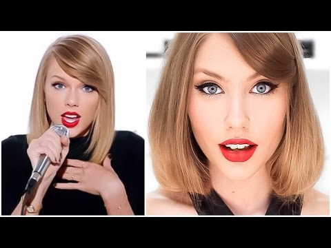 How To Look Like TAYLOR SWIFT - Makeup Tutorial  ♥ stephaniemaii ♥