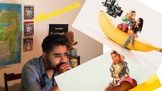Anitta With Becky G - Banana  Reacción