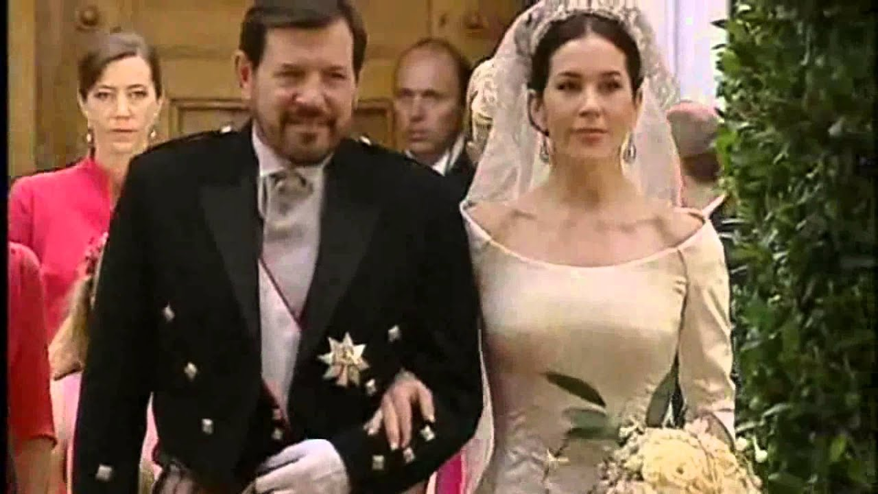 Zadok The Priest Theme Of Royal Wedding Frederik Mary Danish