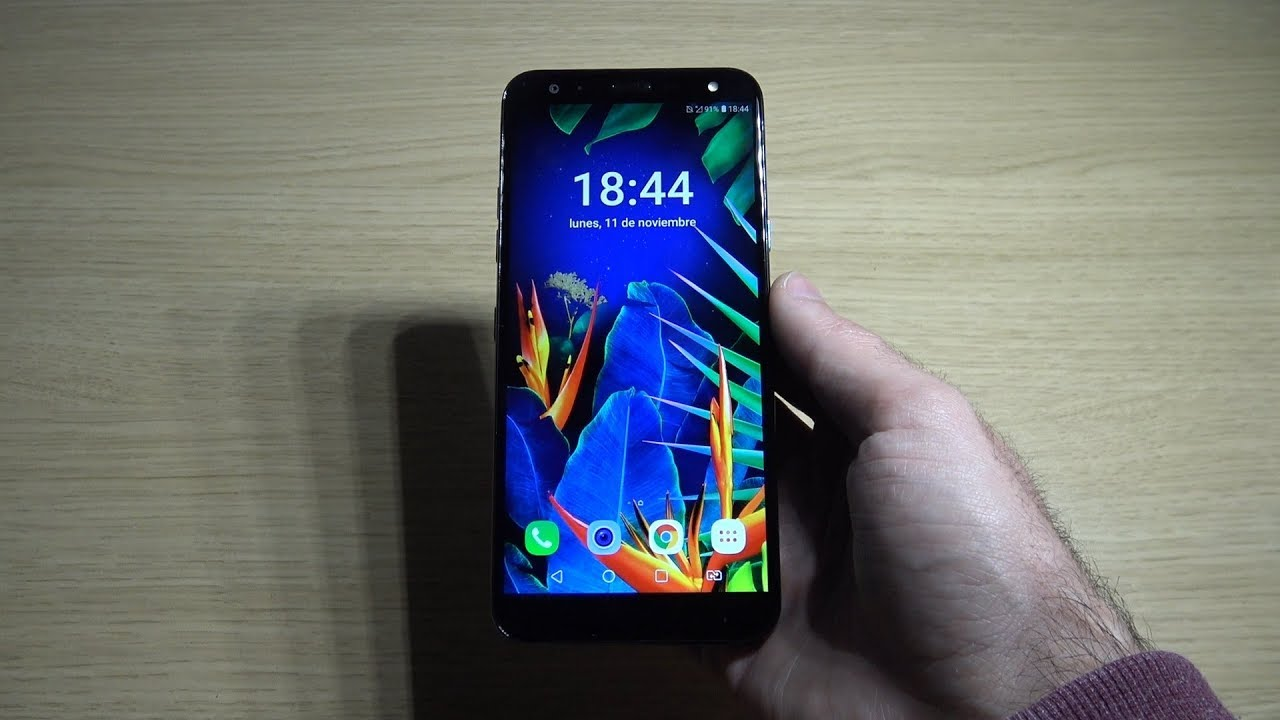 LG K40 - Quick Review