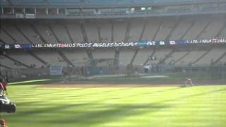 Cincinnati Reds vs Los Angeles Dodgers  Pre Game part 2
