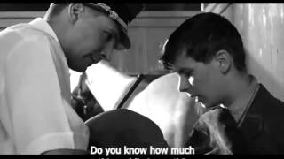 Schindler's List, dialogue with evil, 1993