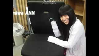 miwaの9月18日のANNの生歌デス。 テスト期間でうpおくれました。すいま...