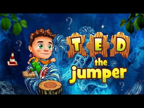 Official Ted the Jumper (by Bulkypix) Launch Trailer (iOS / Android)