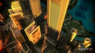 GRAFF3D - Opera District Dubai (Urban Development)