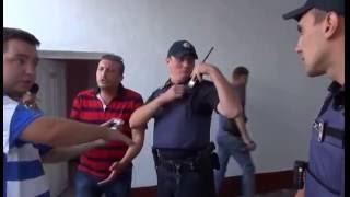 Полиция после футбола. Капрал Сидорчук и другие