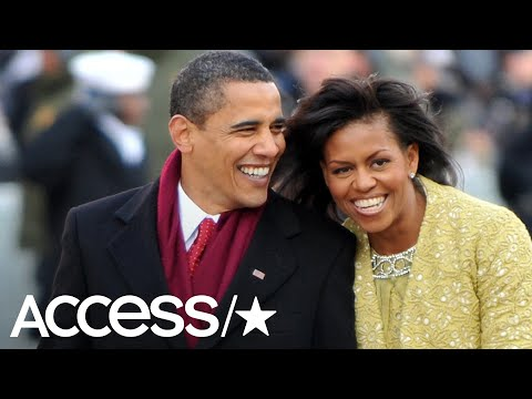 Michelle Obama Shares The Sweetest Father's Day Tribute To Barack Obama | Access