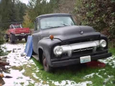 video 1 2/28/11 53-56 f100 2003+ Crown Victoria suspension swap