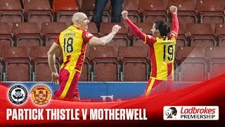 Partick T. vs Motherwell full match