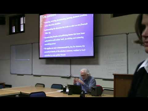DM Theory Seminar: William K. Carroll and J.P. Sapinski 3