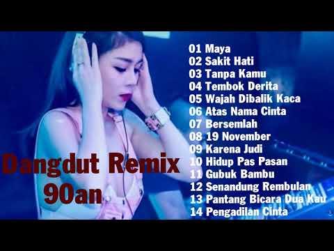 Dangdut Remix Santai Populer Nonstop 80an ,90an - Party Night Club