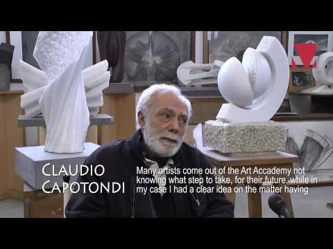 Intervista a/Interview whit CLAUDIO CAPOTONDI - artista/artist