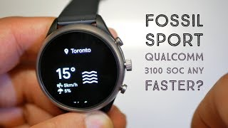 Fossil Sport Review - Does It Redeem Wear OS Or Is It A Flop?