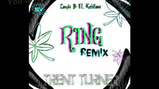 Ring - Trent Turner Remix (Offical Lyric Video) Cardi B Ft. Kehlani