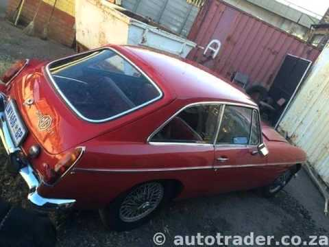 1967 MG MGB GT MGB GT Auto For Sale On Auto Trader South Africa